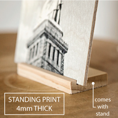 StandingPrint4mm Home