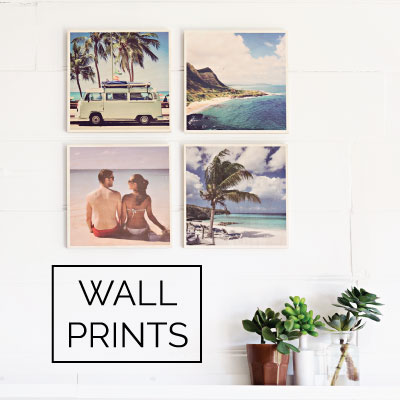 Wood Wall Prints